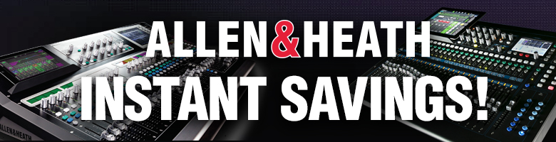 Allen & Health Rebate