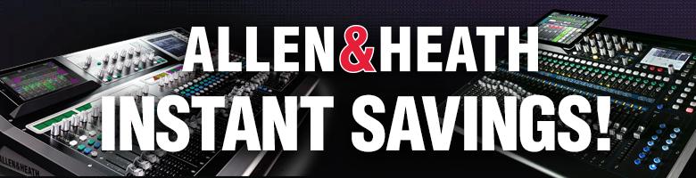 ALLEN & HEATH QU SERIES MIR - MAY 2018