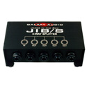 Galaxy Audio JIB/S 4-Way 1/4in Phone Jack Splitter