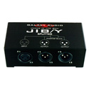Galaxy Audio JIB/Y XLR Splitter