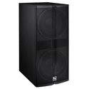 Electro-Voice TX2181 Tour X Dual 18-inch Direct Radiator Subwoofer