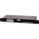 ATI MLA400-1 4 CH Line Amplifier - Transformer Output
