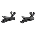Sony Professional SADHV1B UWP Series Lavalier Mic Clips (4 Pk) for ECM-V1BMP or ECM-X7BMP