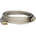 A Plug to B Plug USB 2.0 Cables By