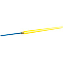 OCC AX001NSLA9YR Simplex Single Mode 9u Yellow Fiber Optic Cable - Per Foot