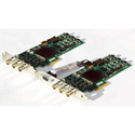 AJA Video Corvid PCIe 4x Card for 8/10-bit Uncompressed Digital SD/HD SDI I/O