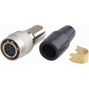 Hirose HR10A-10P-12S 12-Pin Female Push-Pull Connector with 10mm Male Shell