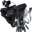 Petrol PR415 Deca Transparent Raincover for Medium-Size Cameras