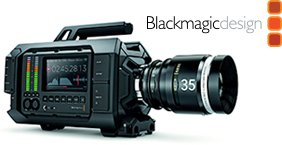 Blackmagic Design URSA 4K