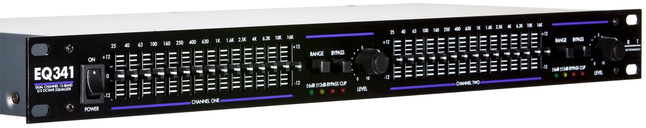 Art Dual 15 Band Equalizer