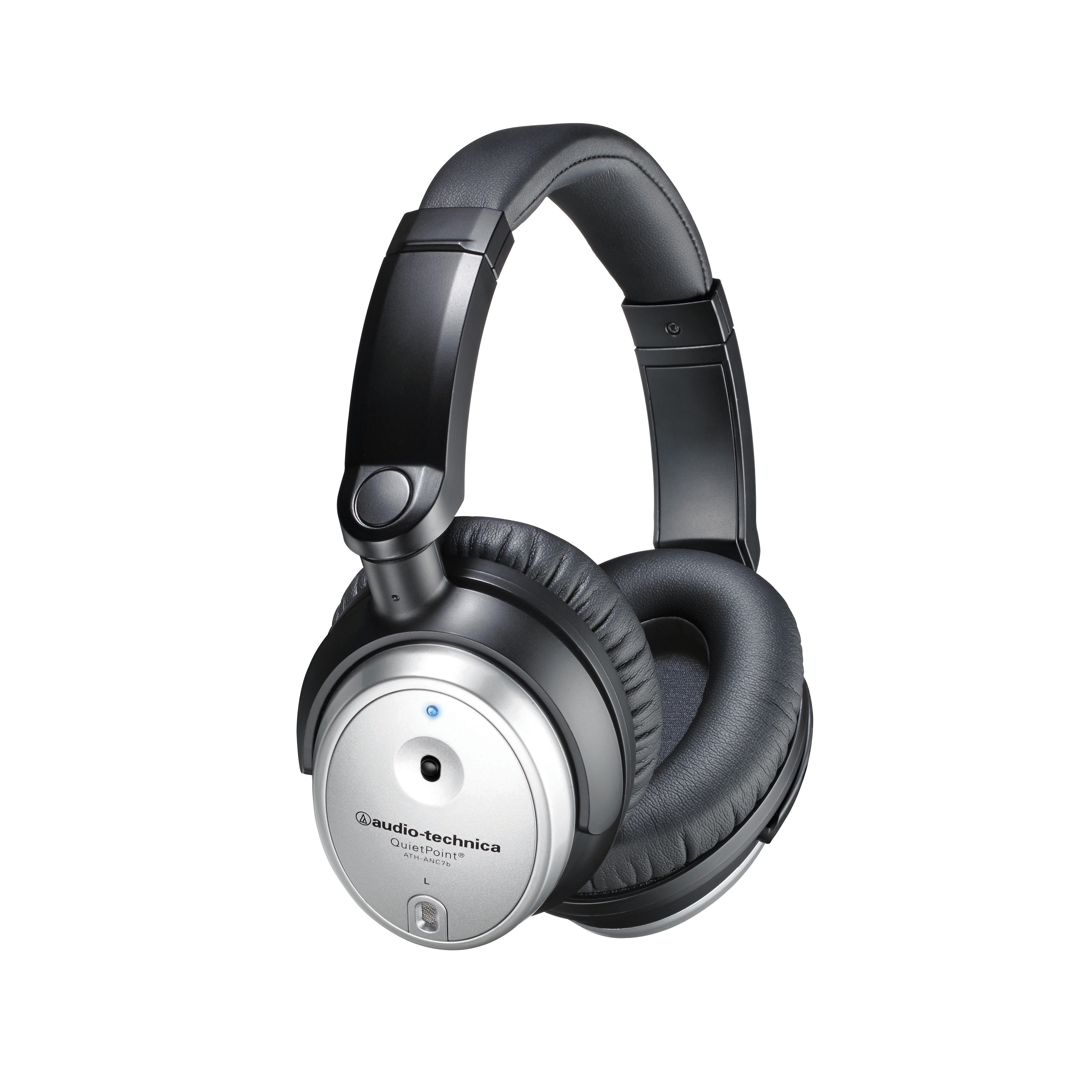 audio technica ath anc7b svis quietpoint active noise cancelling headphones. Black Bedroom Furniture Sets. Home Design Ideas