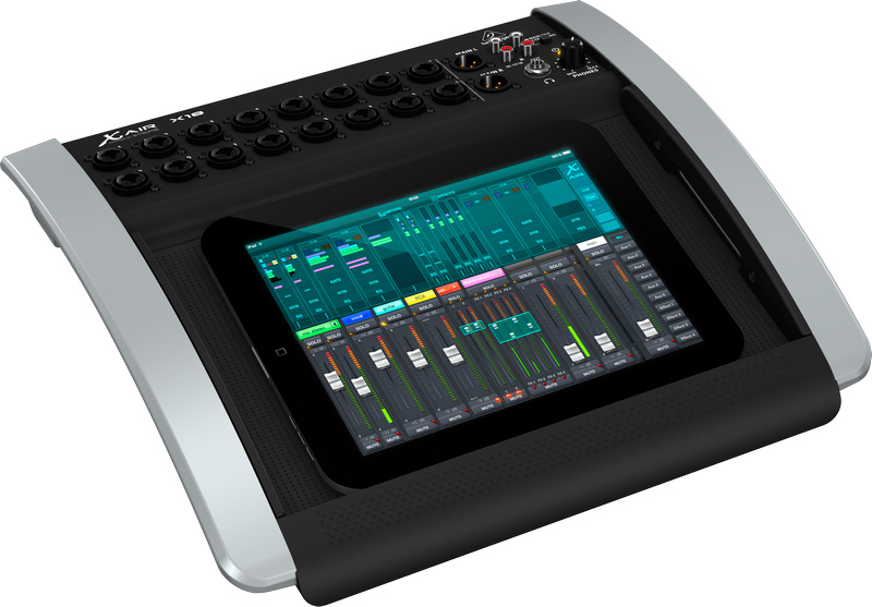 Behringer X Air 18 : behringer x18 x air 18 channel 12 bus digital mixer for ipad android tablets ~ Russianpoet.info Haus und Dekorationen