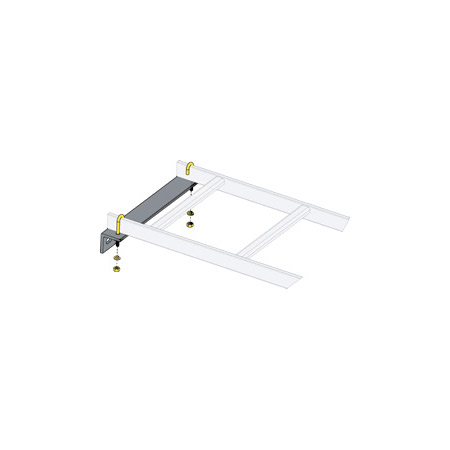 Middle Atlantic Clh Wrs W18 W24 Ladder Wall Support Hardware