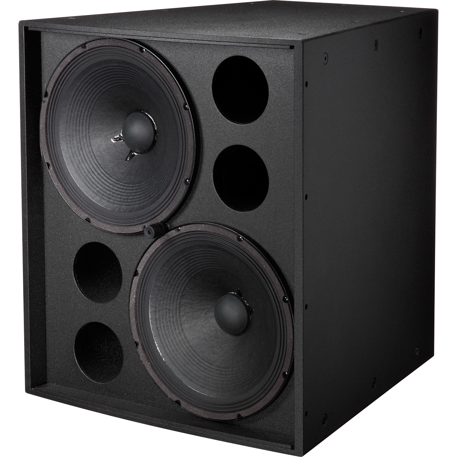 Electro Voice Evf 2151d Blk Dual 15 Inch Subwoofer System