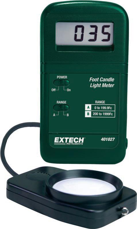 extech pocket foot candle light meter. Black Bedroom Furniture Sets. Home Design Ideas
