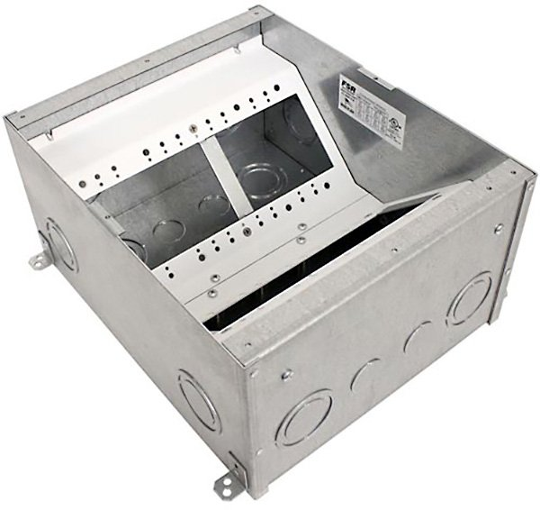 Fsr Fl 500p Back Box 6 Inch Deep Floor Box Pocket