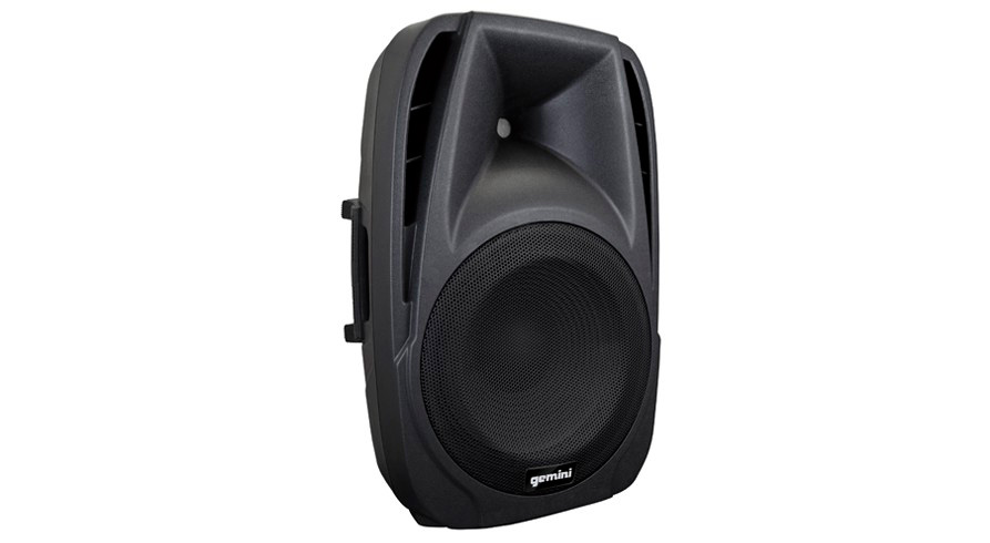 gemini es 15 15 inch passive loudspeaker. Black Bedroom Furniture Sets. Home Design Ideas