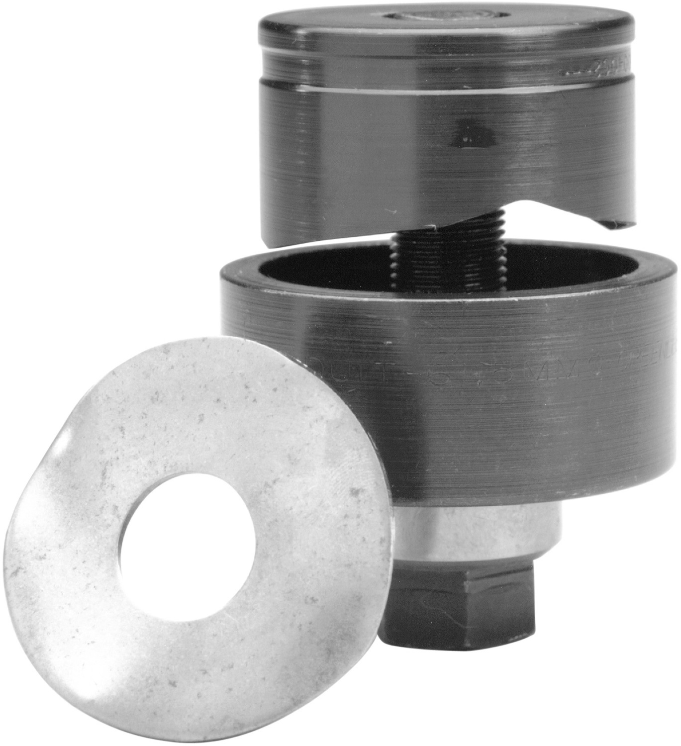 Greenlee Chassis Punch For 3 4 Inch Holes