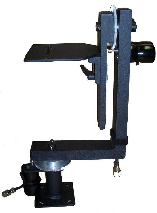 Jonyjib motorhead 20 motorized pan tilt unit with for Pan and tilt head motorized