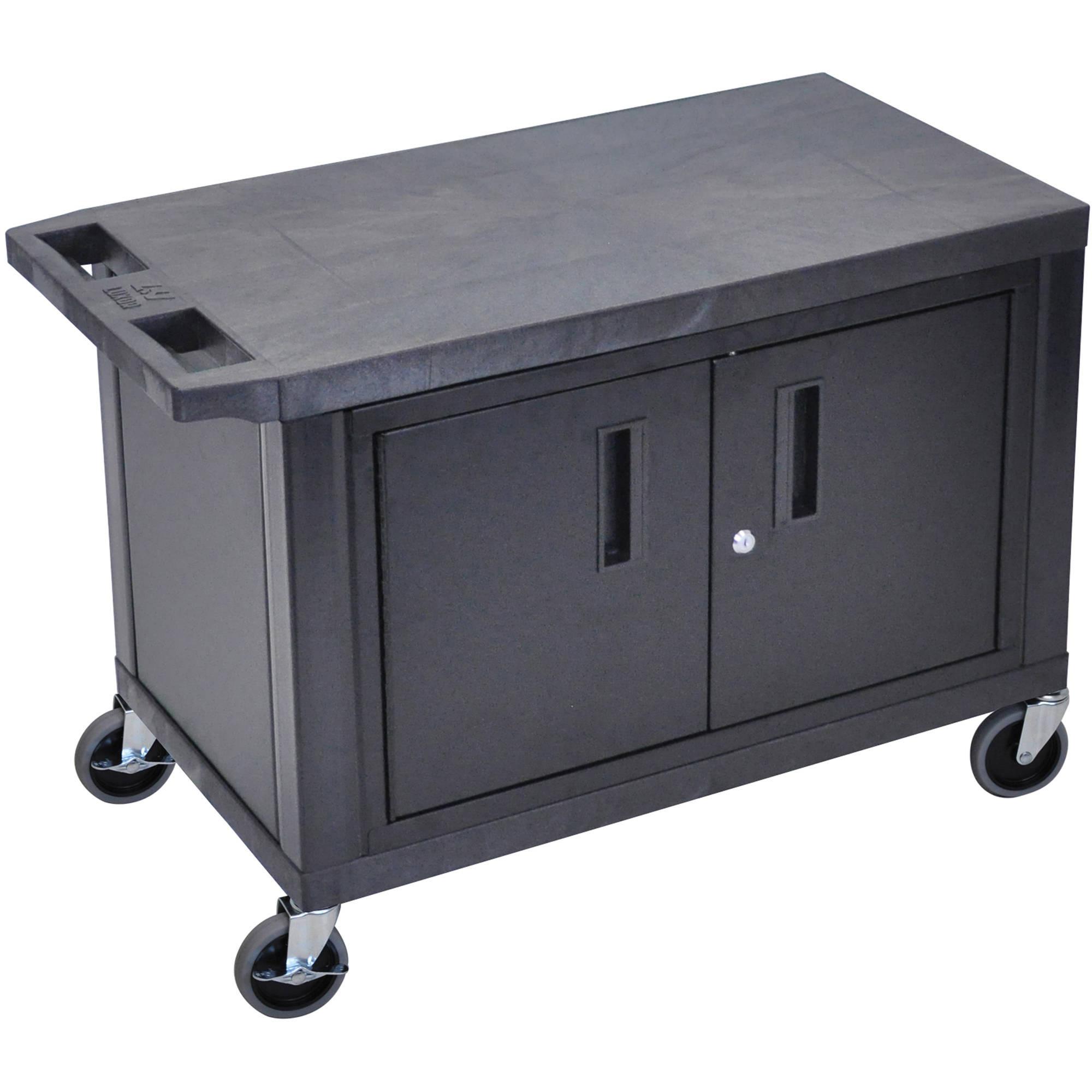 Luxor Kitchen Cabinets: Luxor EC25C-B 32 X 18 Cart