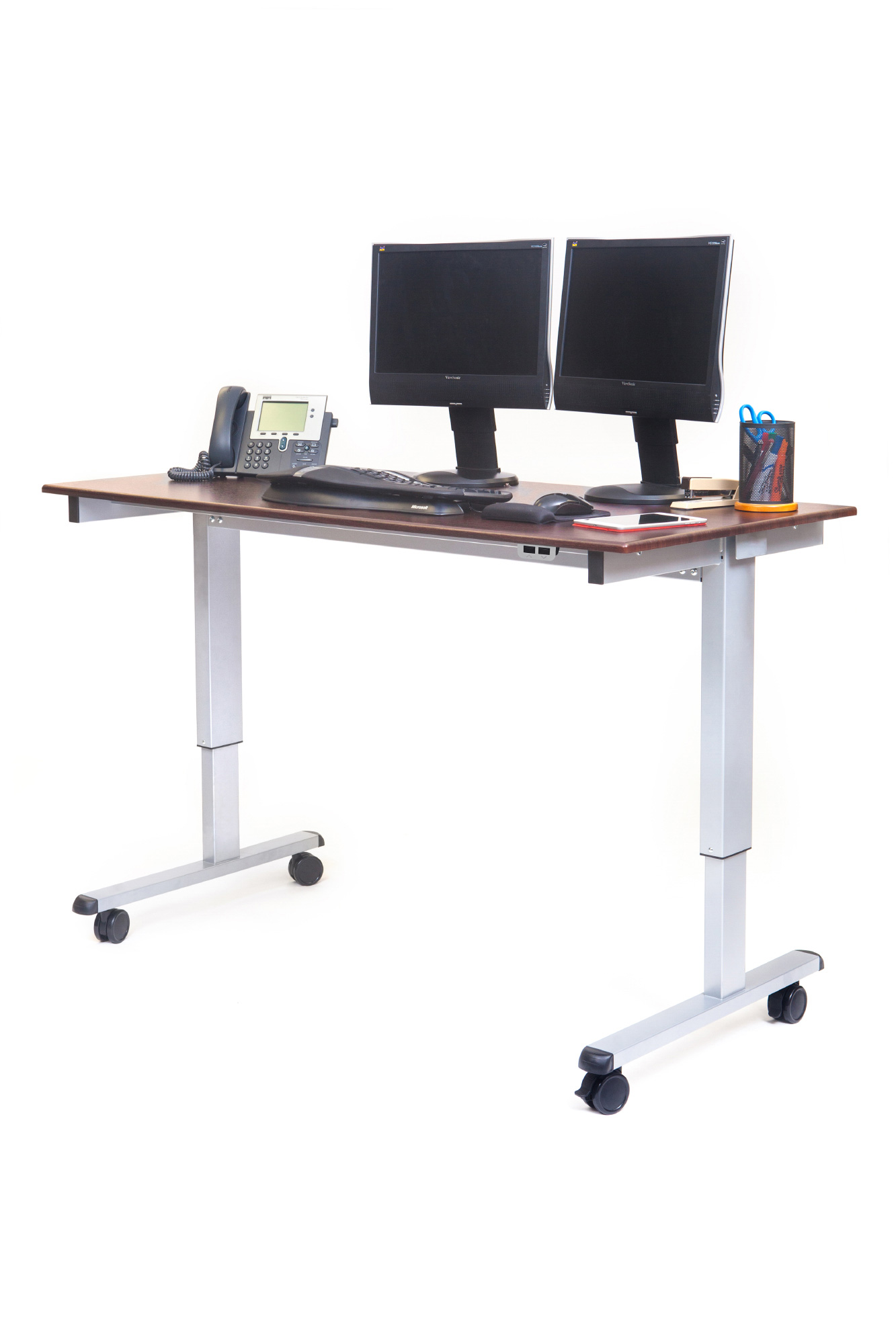 Luxor Stande 60 Ag Dw 60 Inch Electric Standing Desk