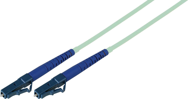 10 Meter 50 125 Fiber Optic Patch Cable Multimode Simplex