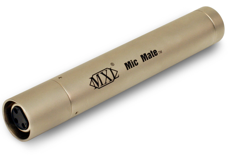 Mxl Usb Micmate Classic Xlr To Usb Inline Preamp And A D