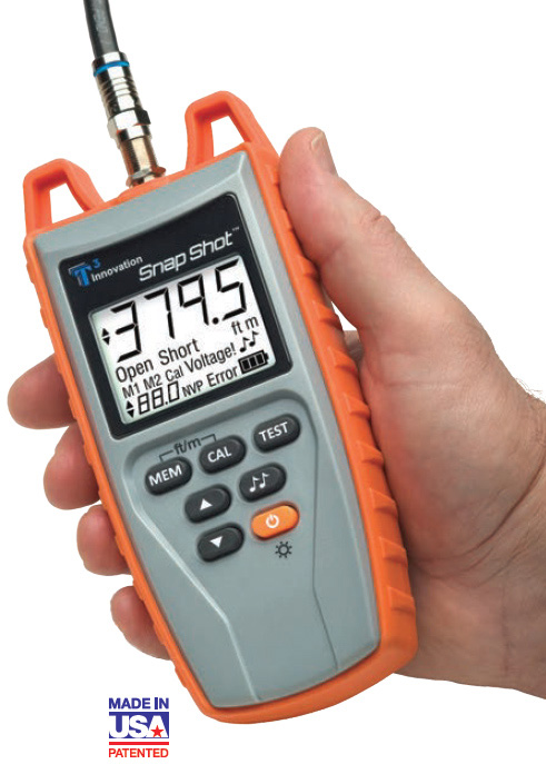 Cable Length Measuring Equipment : Platinum tools tss fault finding cable length