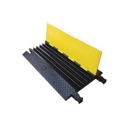 heavy duty yj4 125 y b slot 4 channel cable protector 3ft. Black Bedroom Furniture Sets. Home Design Ideas