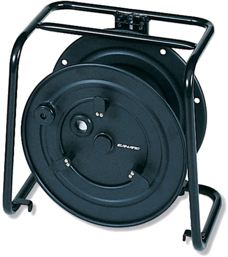 Canare r cn cable reel with parallel wired m f xlr on