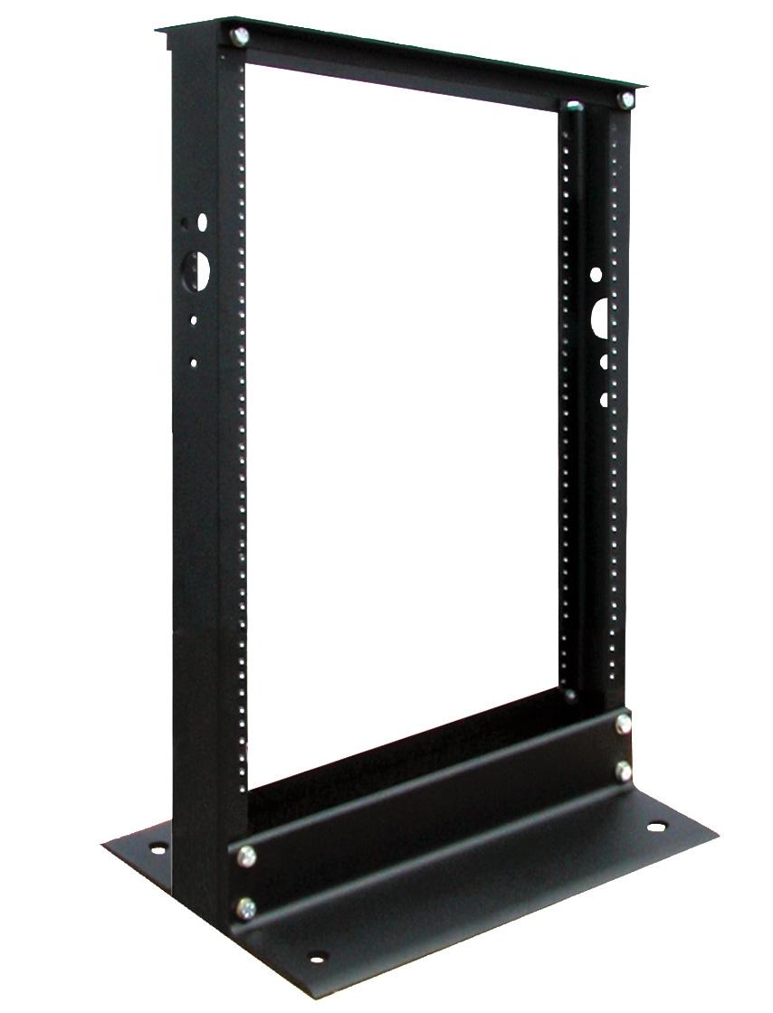 tripp lite sr2post13 13u 2 post open frame rack server. Black Bedroom Furniture Sets. Home Design Ideas