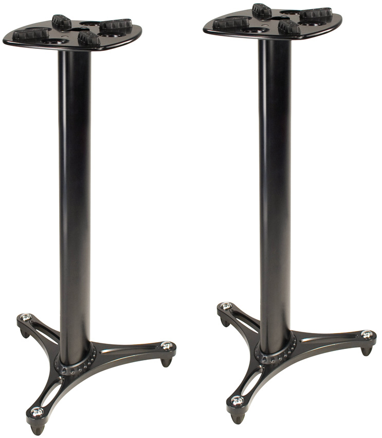Studio Monitor Stand : ultimate support ms 90 36b 36 inch column studio monitor stand pair ~ Russianpoet.info Haus und Dekorationen