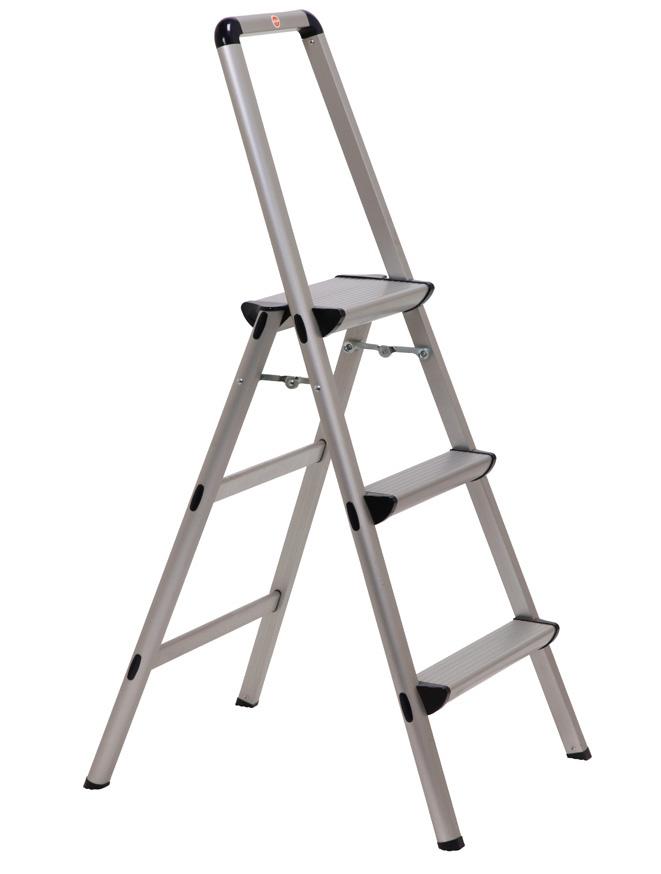 Xtend Amp Climb Ft 3 Ft Ultra 3 Step Aluminum Folding Step Stool