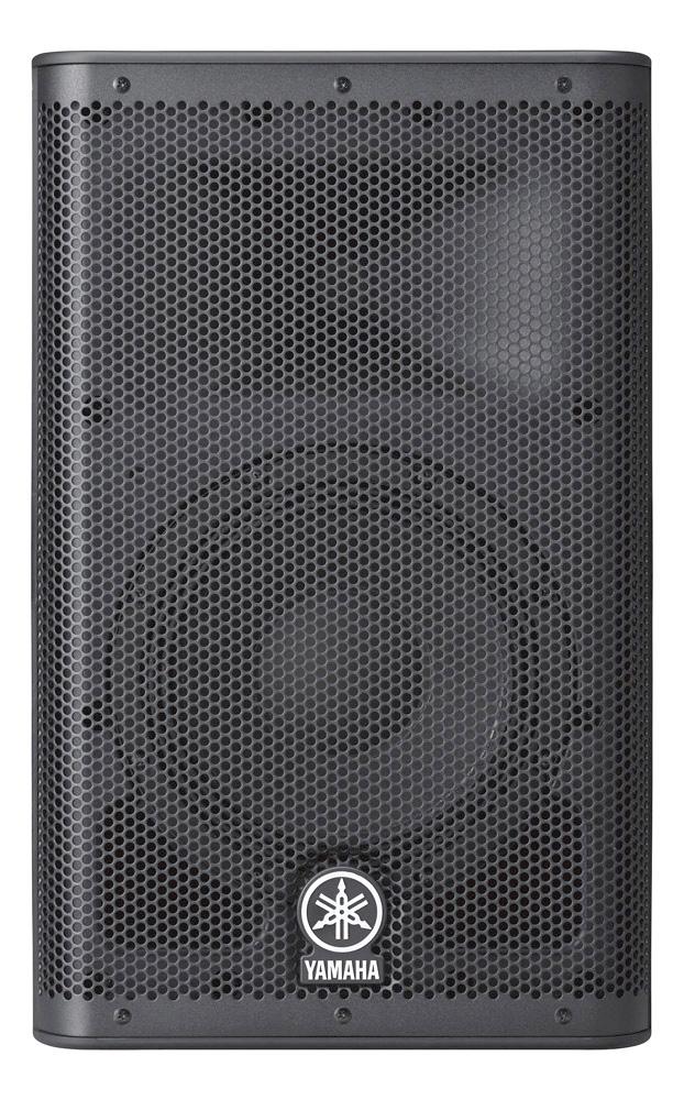 Yamaha dxr10 10 inch 2 way 700 watt bi amp powered speaker for Yamaha dxr10 speakers