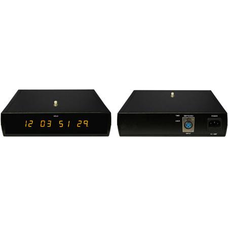 ESE ES-456 SMPTE / EBU Timecode Display