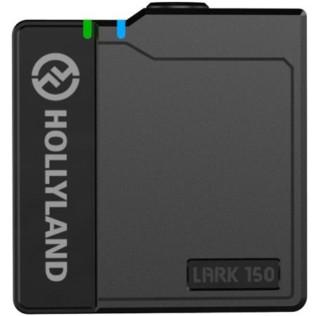 Hollyland LARK 150 SINGLE TX Clip-on Wireless Microphone Transmitter - Black