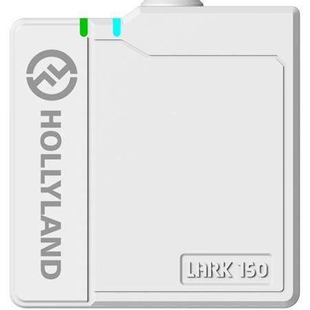 Hollyland LARK 150 SINGLE TX Clip-on Wireless Microphone Transmitter - White