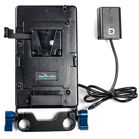 IndiPro Tools PDVA7 V-Mount Plate For Sony A7 - A7R And A7S With 15Mm Mounting Plate