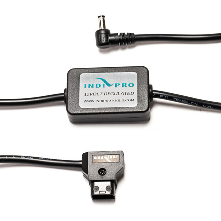 IndiPro Tools PT12MAG Regulated Ptap Cable for Blackmagic
