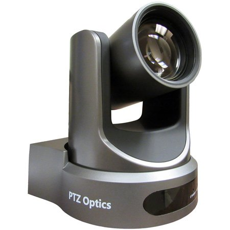 PTZOptics PT30X-SDI-GY-G2 PTZ Camera 30X Optical Zoom - 3G-SDI HDMI CVBS IP Streaming 1080p - Gray