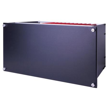 """1U 19/"""" Blank Rack Panel-Filler Panel-Rackmount PanelSet of 2"""