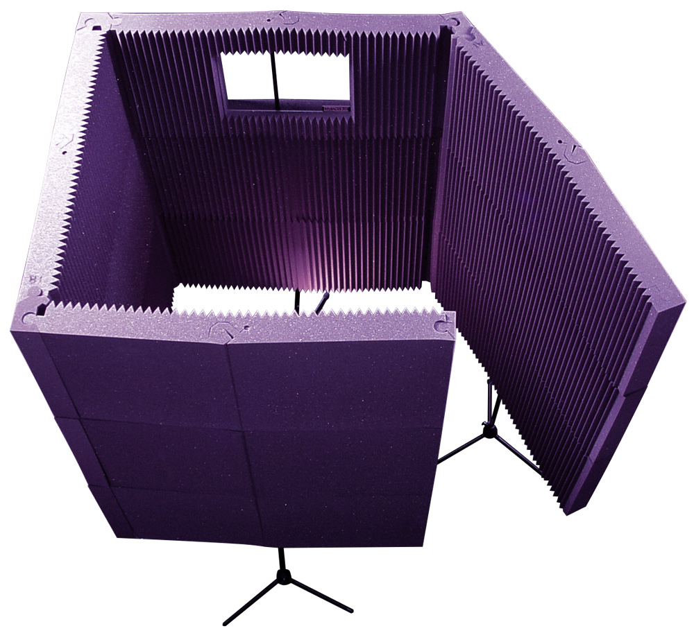 Auralex Max Wall 1141 Mobile Acoustical Vocal Booth