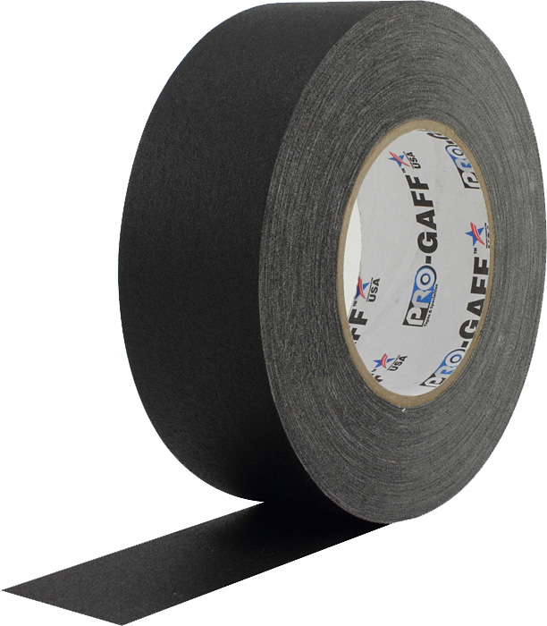 "ProTapes Pro Gaff PURPLE GAFFERS SPIKE TAPE 1//2/"" x 45 yd Roll"