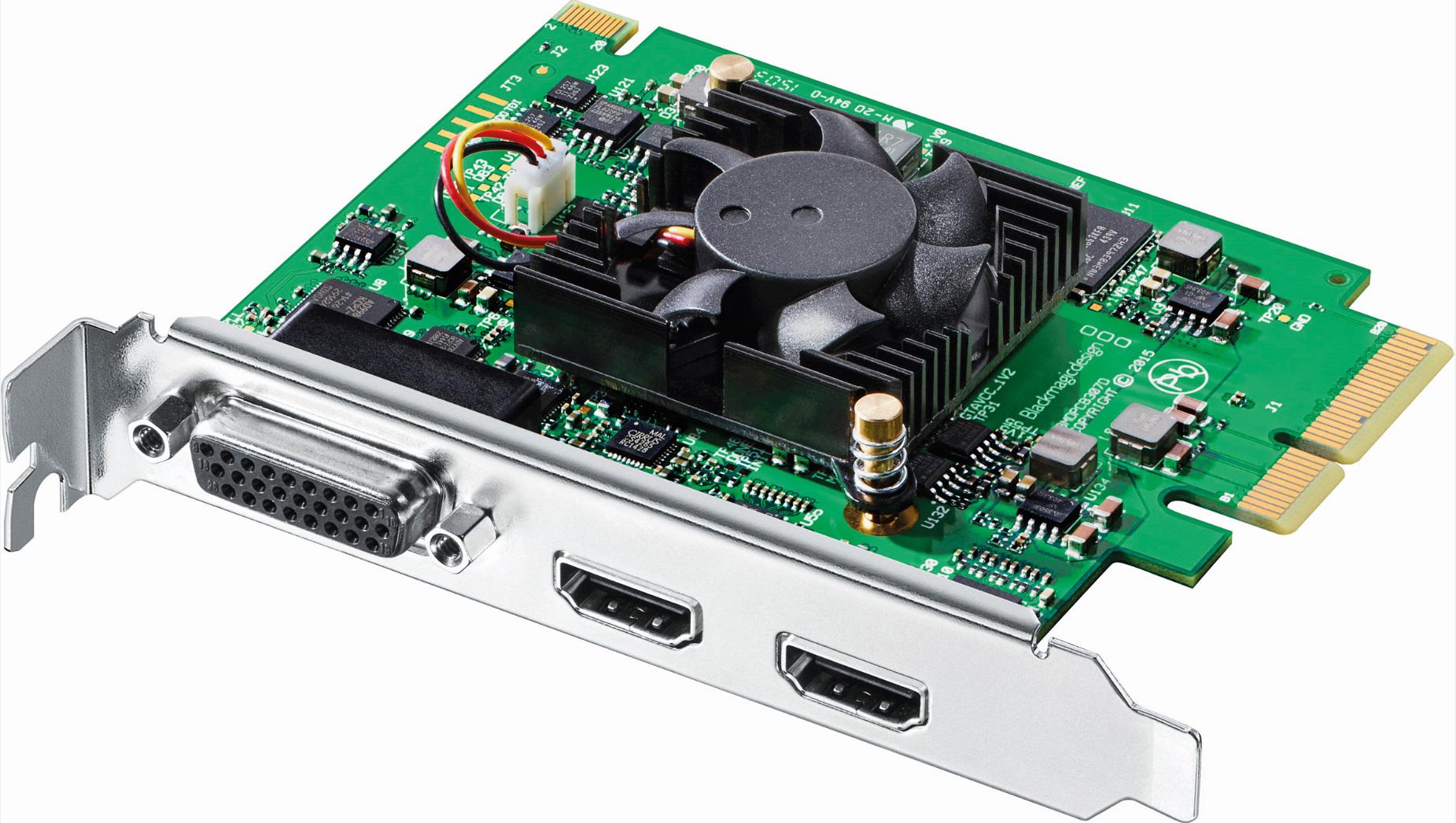 Blackmagic BMD-BINTSPRO4K Intensity Pro 4K Capture Card