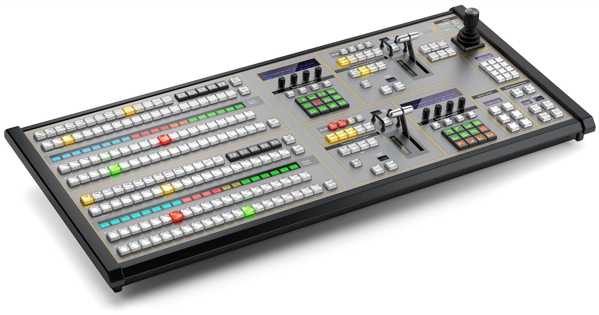 Blackmagic Design Atem 2 M E Broadcast Panel