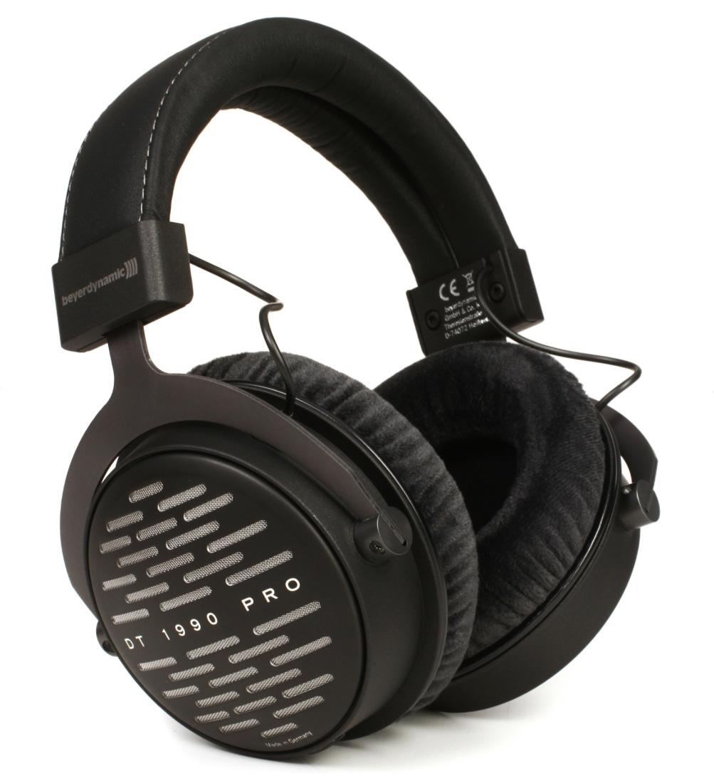 beyerdynamic dt 1990 pro 250 open studio headphones with tesla 2 0 driver for mixing mastering