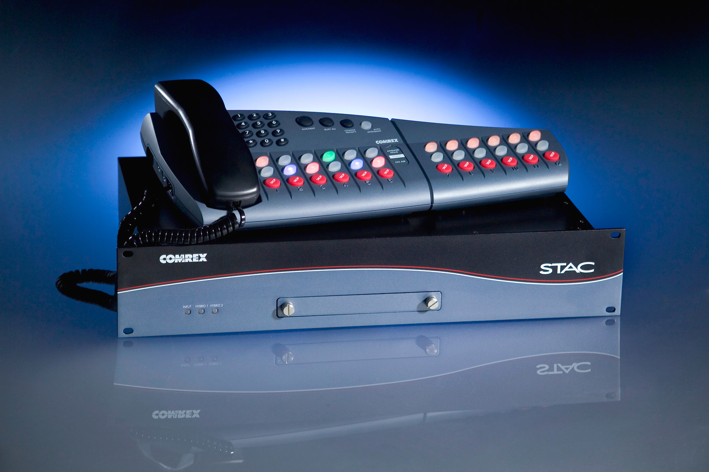 Comrex 9900-0021 STAC12-I POTS Phone System 12-Line - Outside North America