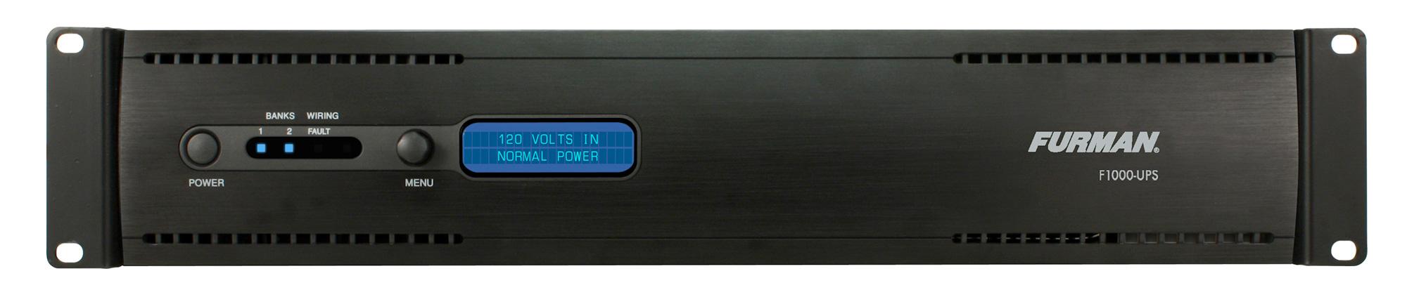 Ups Power Conditioner : furman f1000 ups uninterruptible power supply battery backup power conditioner ~ Vivirlamusica.com Haus und Dekorationen