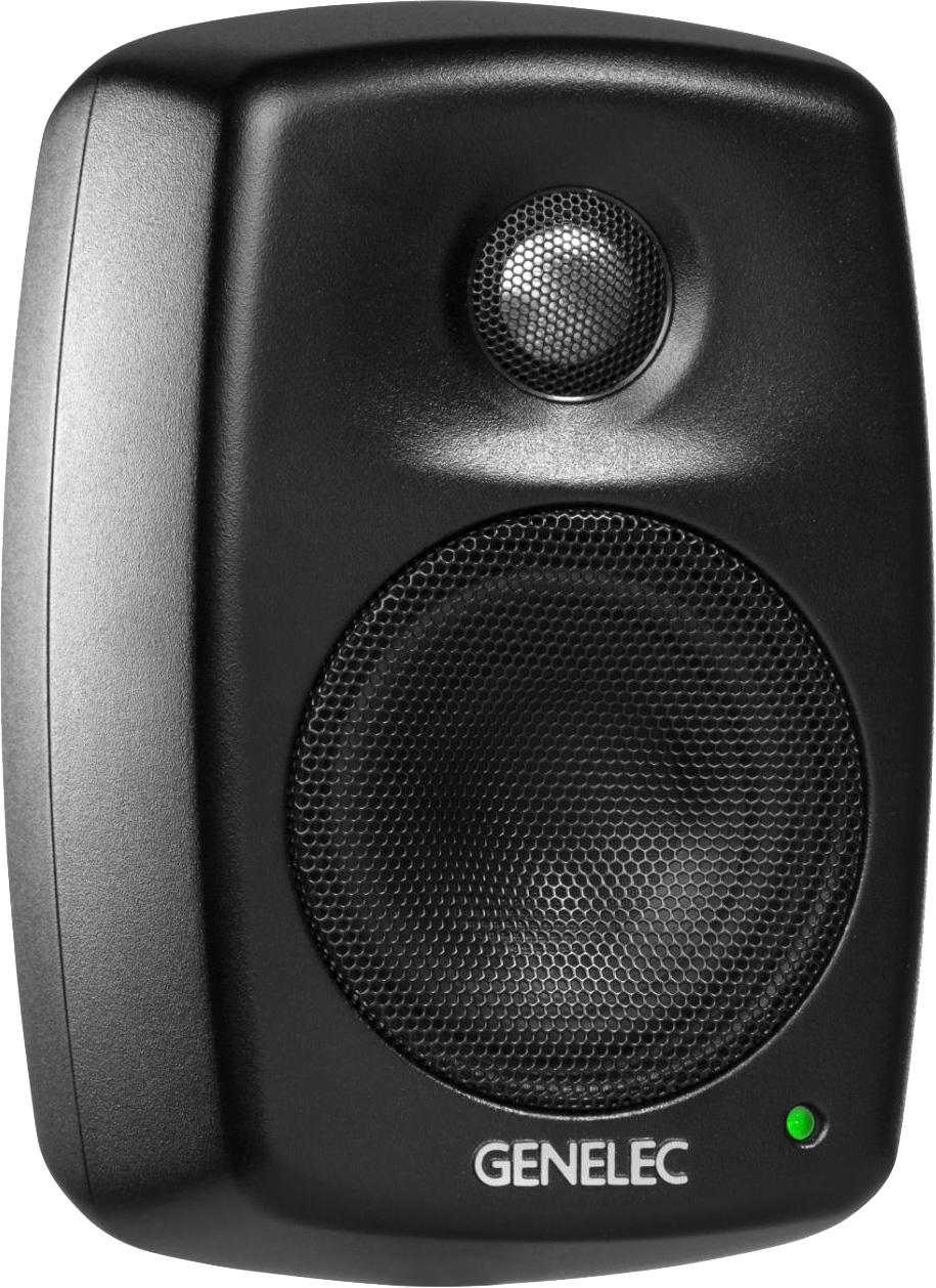 genelec 4010amm installation speaker with 3 inch lf driver in mystic black. Black Bedroom Furniture Sets. Home Design Ideas