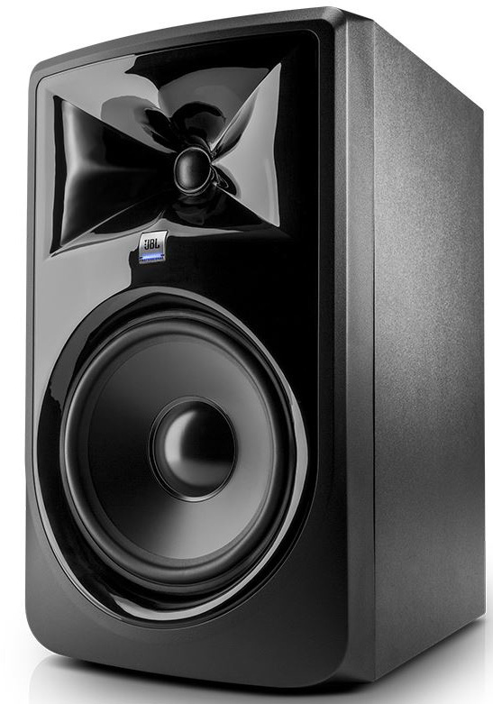 jbl 308p mkii powered 8 inch two way studio monitor. Black Bedroom Furniture Sets. Home Design Ideas